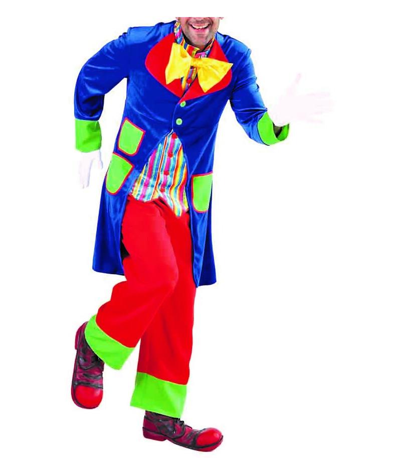 Uomo clown lucky