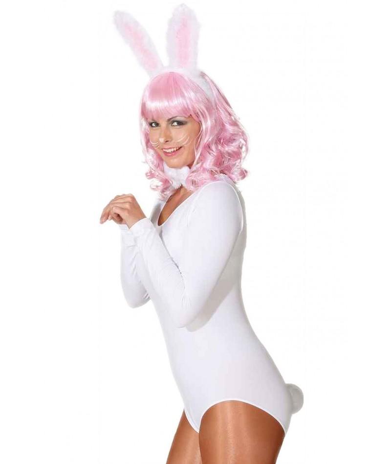 Set coniglio bianco