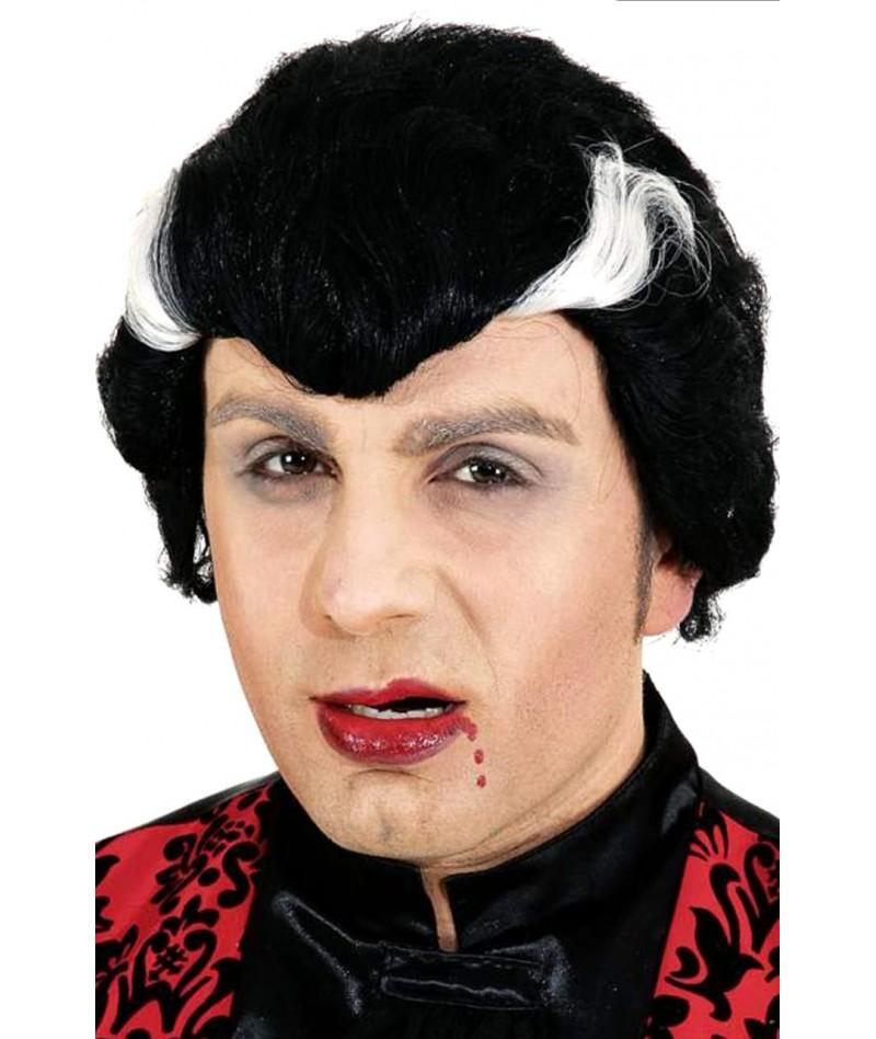 Parrucca vampiro Dracula