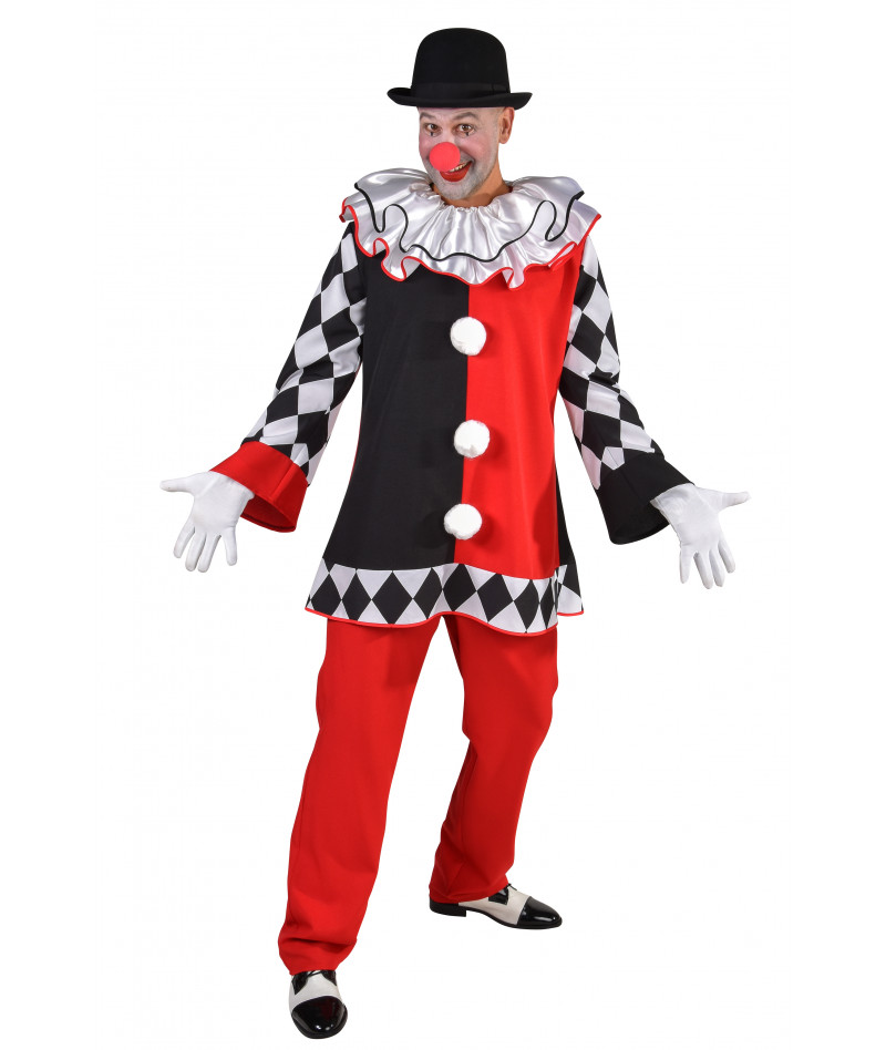 Clown Pierrot