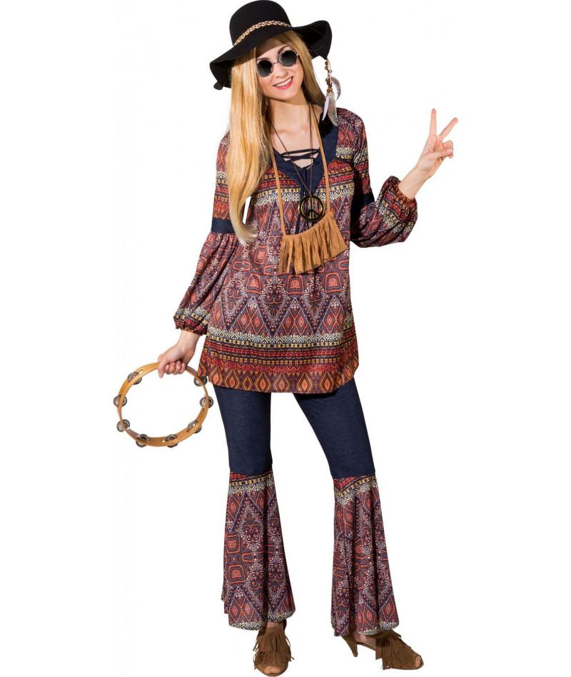 Completo hippie donna