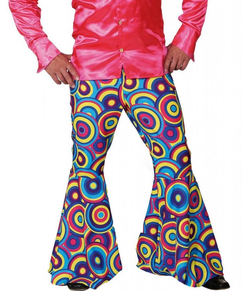 Pantaloni hippie anni '60