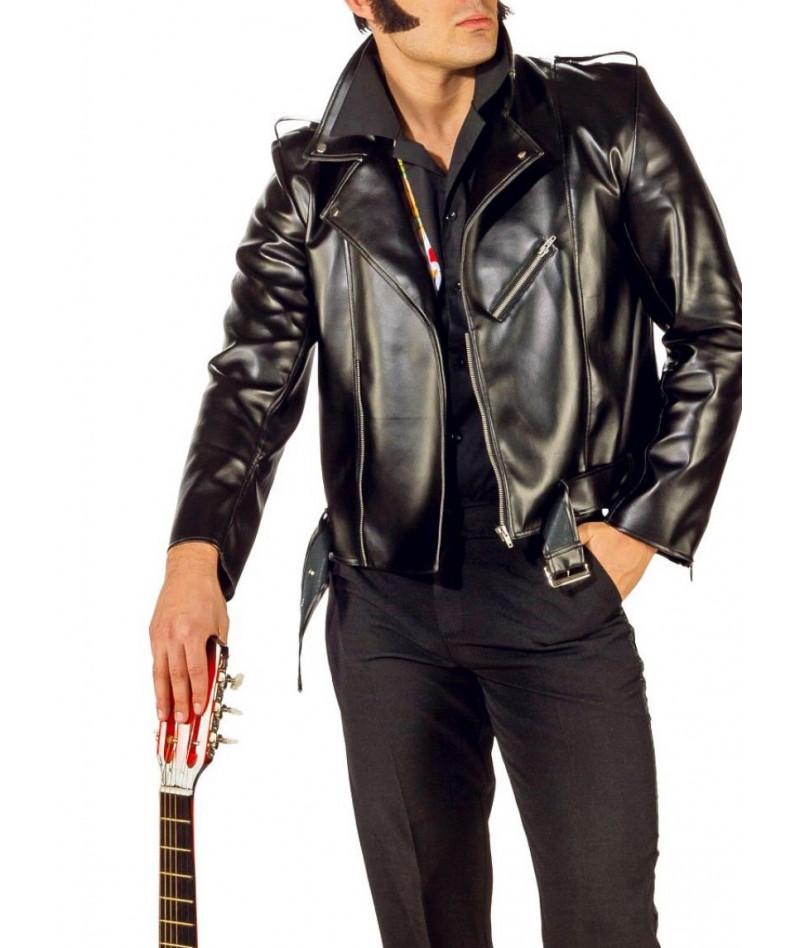 Giacca chiodo Elvis uomo