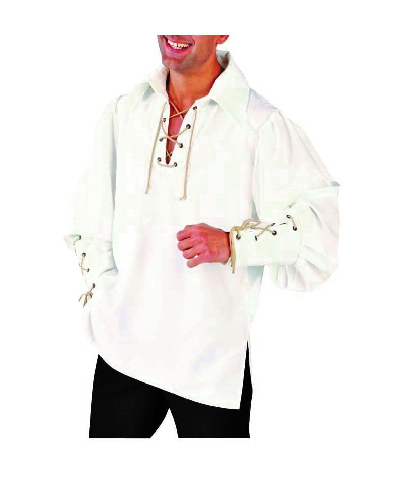 Camicia uomo gotich