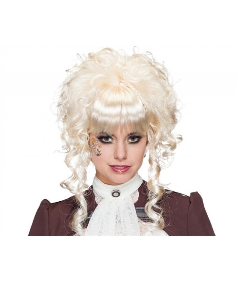 Parrucca nobildonna barocca