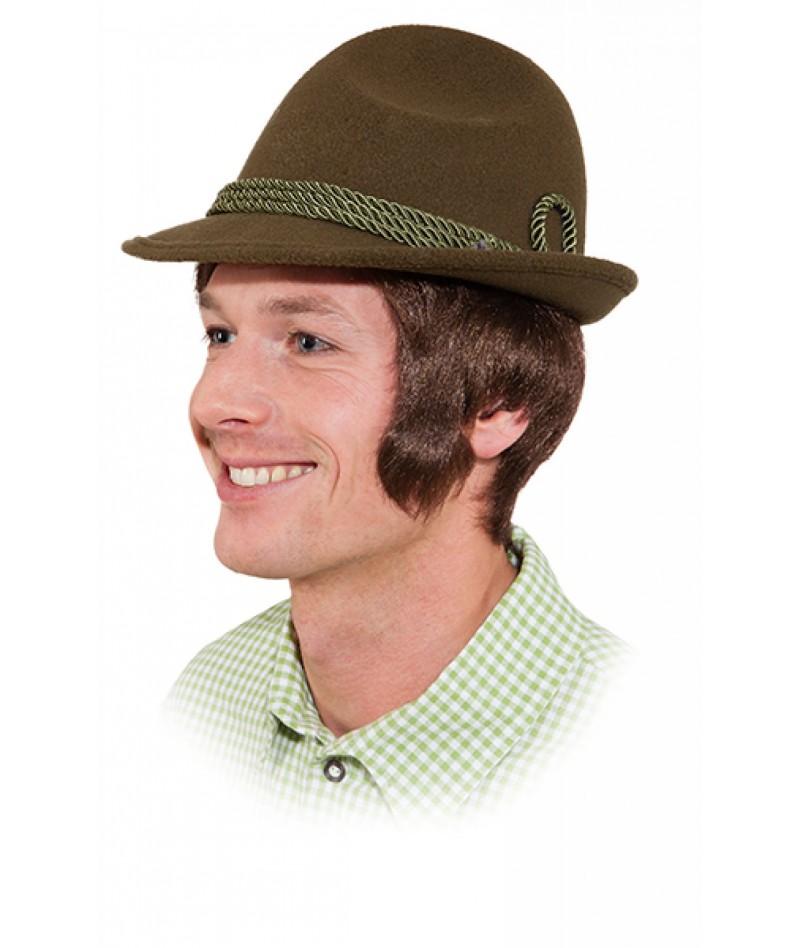 Cappello bavarese uomo