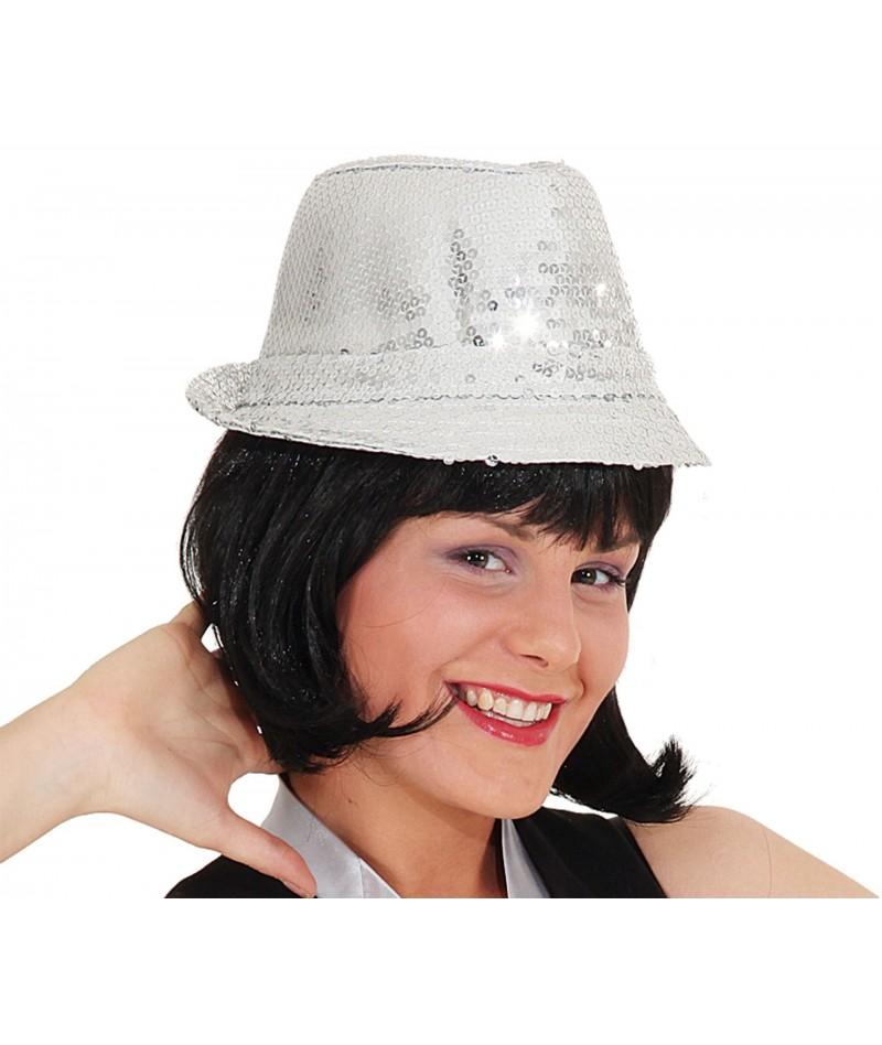 Cappello disco paillettes...