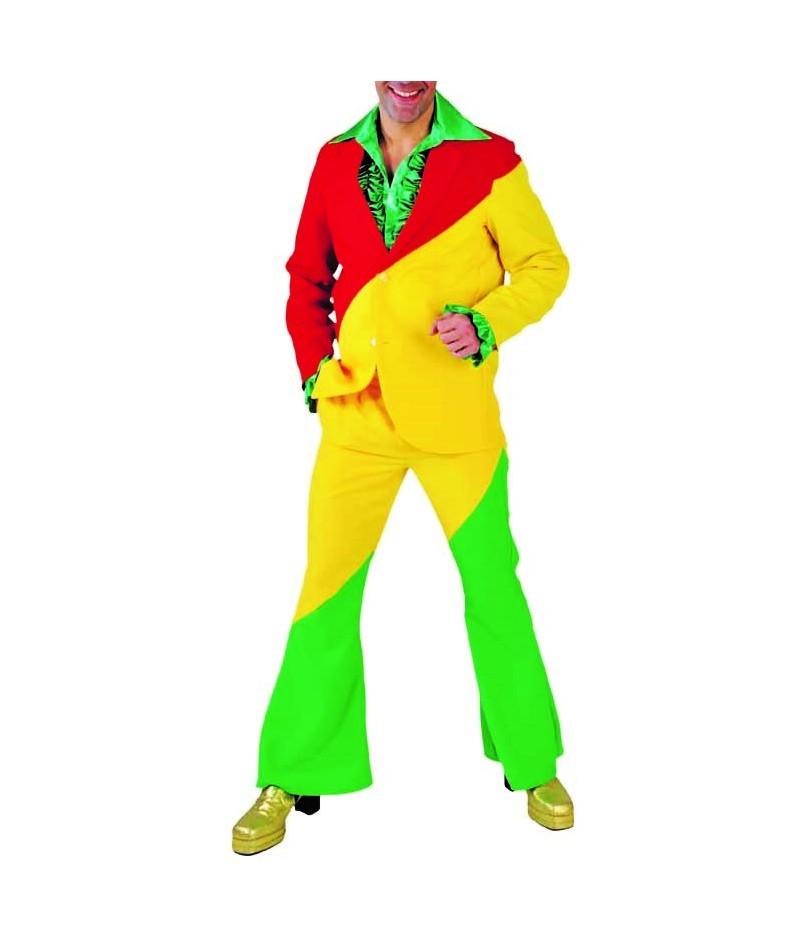 Completo disco tricolore